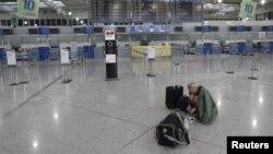 Архивска фотографија: Аеродромот Елефтериос Венизелос во Атина