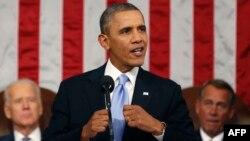 Amerikanyň Birleşen Ştatlarynyň prezidenti Barak Obama