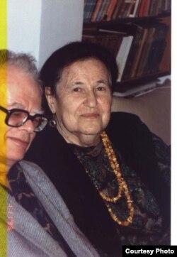 Дора Штурман и Сергей Тиктин