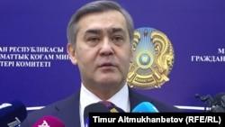 Нұрлан Ермекбаев.