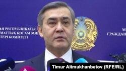 Нурлан Ермекбаев.