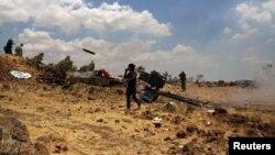 Ապստամբ զինյալներ Սիրիայում, հունիս, 2015թ․