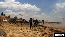 Սիրիա - Զինյալ ապստամբները մարտի ժամանակ, արխիվ