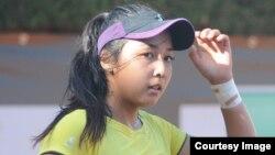 Қазақстандық теннисші Зарина Дияс