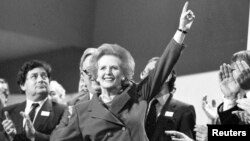 Margaret Thatcher (1925.- 2013.)
