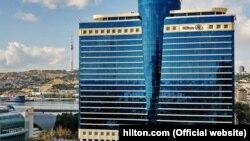 Hilton-Baku otel binası