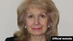 Ekaterina Trendafilova, predsjednica Specijalnog suda za ratne zločine