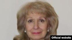 Ekaterina Trendafilova, Presidentja e Dhomave të Specializuara të Kosovës për Krime Lufte