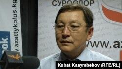 Осмонбек Артыкбаев.