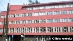 Zgrada Akademije nauka i umjetnosti BiH u Sarajevu, arhivska fotografija