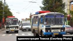 Томские автобусы