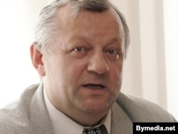"Iosif Syaredzich of ""Narodnaya volya"" says the independent media is just happy to be left alone."