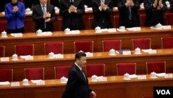 شی جین پینگ رییس جمهوری چین
