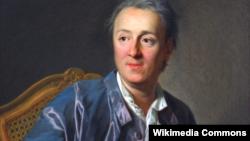 Луи-Мишель ван Лу. Портрет Дени Дидро, 1767