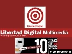 Либертад Дихиталь - один из самых авторитетных медиаисточников Испании