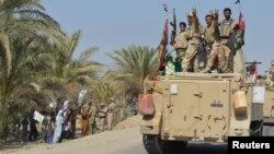 نیروهای امنیتی عراق با تصرف شهر حمام ال-الیل، در مجموع هفت شهرک را پس گرفتهاند.