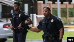 Полицейские в США. Иллюстративное фото.