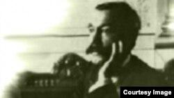 Səməd Mənsur, şair