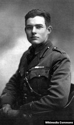 Ernest Miller Hemingway