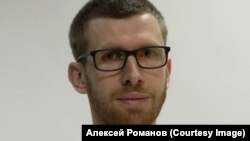 Врач-психиатр Алексей Романов