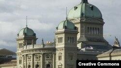 Sedište parlamenta i vlade u Bernu
