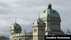 Швейцария парламенті мен федералдық үкімет ғимараты. Берн, Швейцария. (Көрнекі сурет)