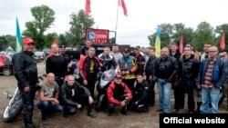 Учасники мотопробігу, фото з сайту партії УДАР (klichko.org)