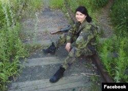 Голова чеської організації «Національна самооборона» Нела Ліскова