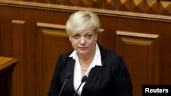 Валерія Гонтарєва, голова НБУ