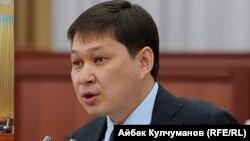 Сапар Исаков, Қырғызстанның отставкаға кеткен премьер-министрі