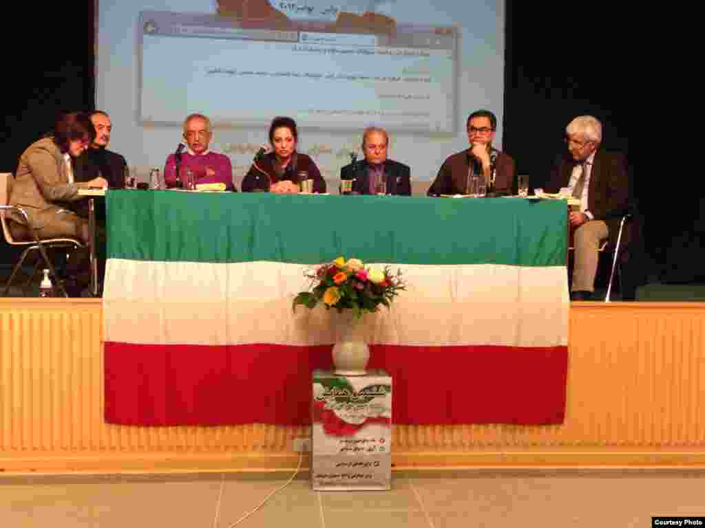 Iranian opposition conference in Berlin