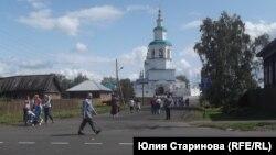Восстановленная Троицкая церковь