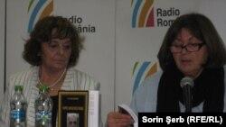 Ana Blandiana şi Rodica Palade