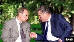 La o întîlnire la Chișinău cu președintele Vladimir Putin...