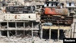 Alepo, avgust 2016.