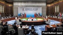 Nga takimi i BRICS-it në Kinë