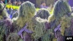 Пока военным приходится довольствоваться условной невидимостью