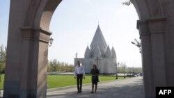 Հայաստանում գտնվող՝ աշխարհի ամենամեծ եզդիական տաճարը, արխիվ