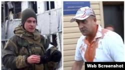 Коригувальник вогоню по Маріуполю Кірсанов вийшов на волю (л), а бойовик «П'ятнашки» Джумаєв – під домашнім арештом (п)
