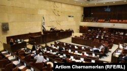 Израиль парламенті - Кнессет. 26 қаңтар 2018 жыл.