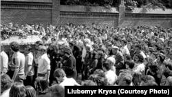 Влада боялась, що похорон Володимира Івасюка може перерости у бунт
