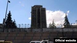 Російське посольство у Дамаску (архівне фото)