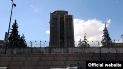 The Russian Embassy in Damascus (file photo)