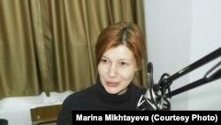 Марина Михтаева, рӯзноманигори қазоқ