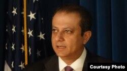 دوره دادستانی پریت بارارا با شماری از پروندههای مربوط به ایران همراه شدهاست