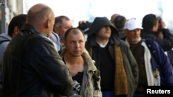 Граждане России, эвакуированные из Ливии на Мальту