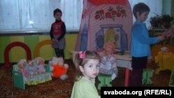 Детский сад, иллюстративное фото