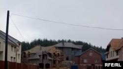 Катэджы пад Менскам