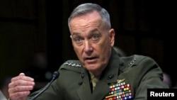 Marine Corps General Joseph Dunford testifies (file photo)