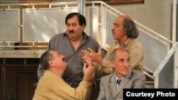 Reza Siaminin bir filmindən görüntü